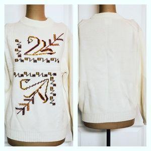 Vintage 80's Silton California Unisex Sweater.